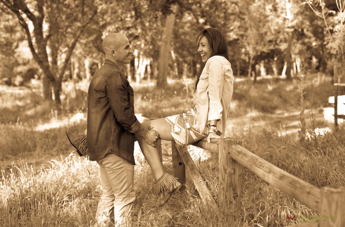 Reportaje de Pareja – Marcos y Ana
