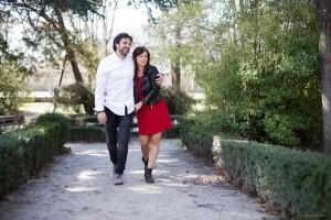 Reportaje Parejas - Raquel y Sergi