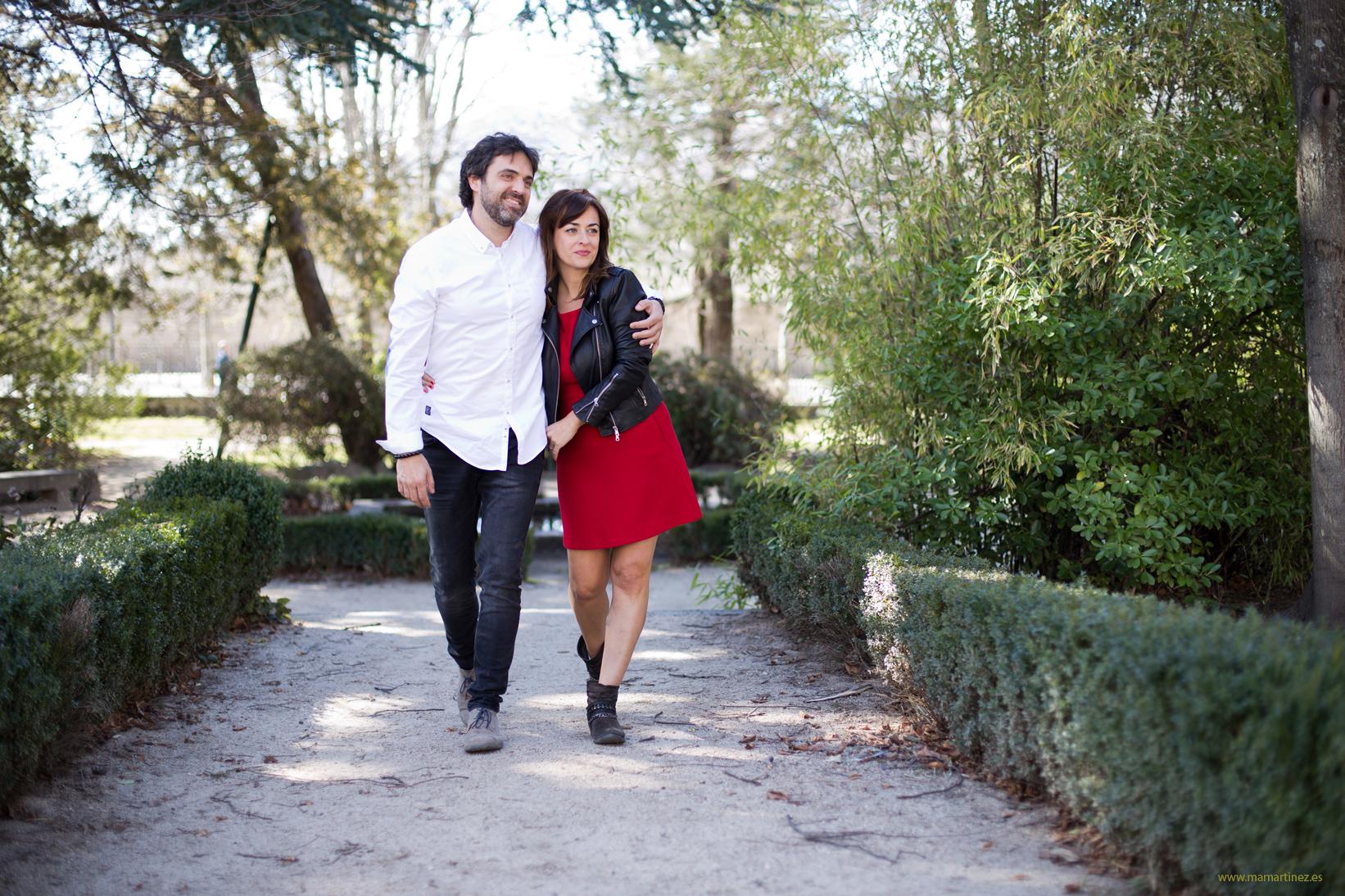Reportaje Parejas – Raquel y Sergi